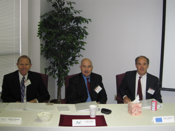 Cimetrix Board of Directors